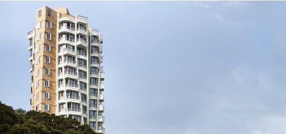 Hong Kong também ganha versão de prédio torcido