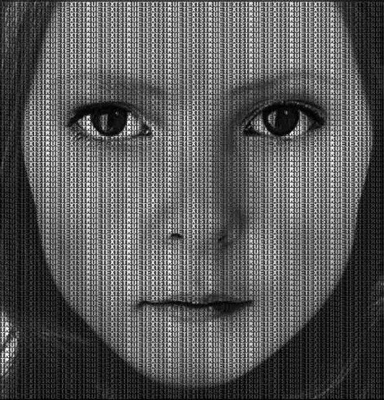 Artista cria imagens de famosos usando apenas palavras [galeria]