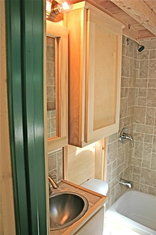 Você viveria em uma casa com menos de 14 metros quadrados?