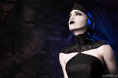 Conheça o vestido mutante que pode ser controlado pela mente