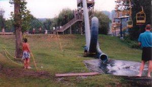 Cannonball Loop: um dos brinquedos mais temerários que já existiu