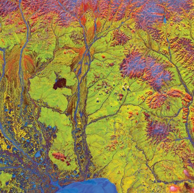 NASA lança livro da Terra como obra de arte [galeria]