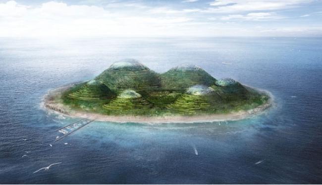 Projeto turco pode dar origem a ilha para 300 mil habitantes [galeria]
