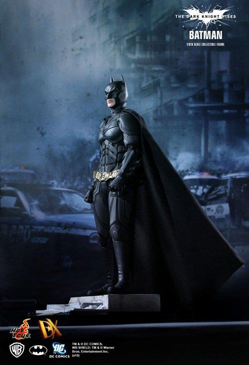 Os 3 bonecos super-realistas do Batman que você poderá comprar