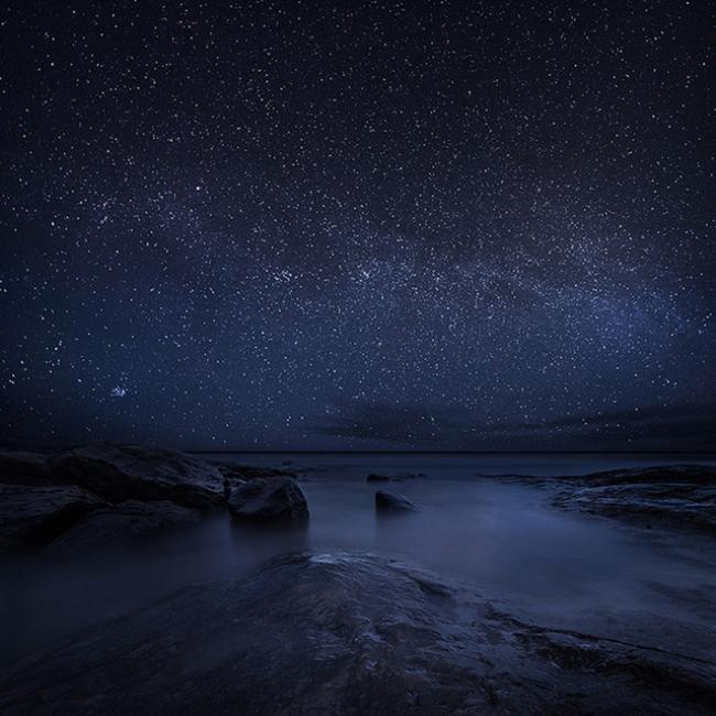 Fotógrafo retrata o limite entre o céu e a Terra [galeria]