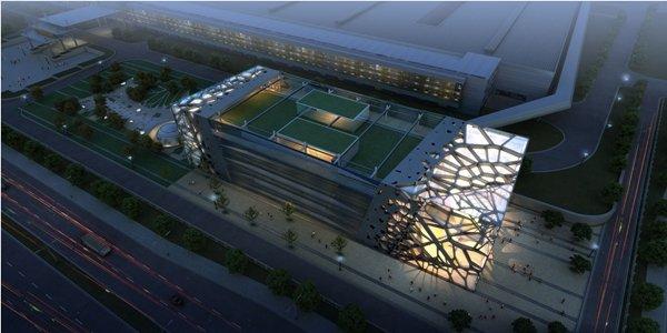 China terá edifício 'Transformer' que imita águia e sapo