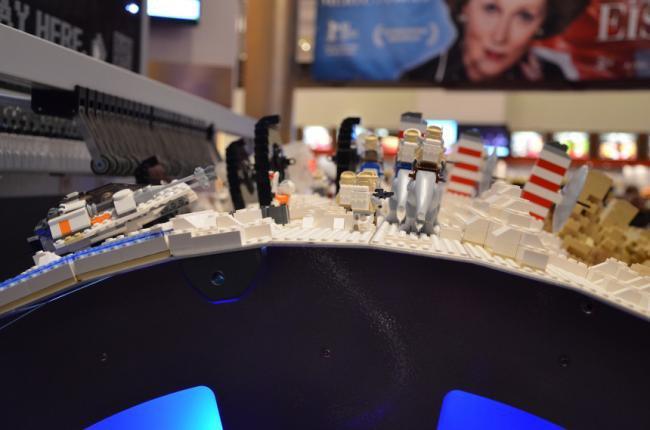 Órgão feito de LEGO transforma Star Wars em música