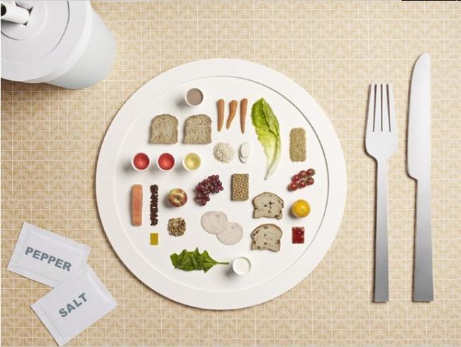 Você quer saber do que se alimenta um atleta olímpico? [galeria]