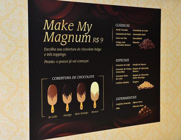 Fã de sorvete? Kibon permite que você personalize o seu próprio picolé