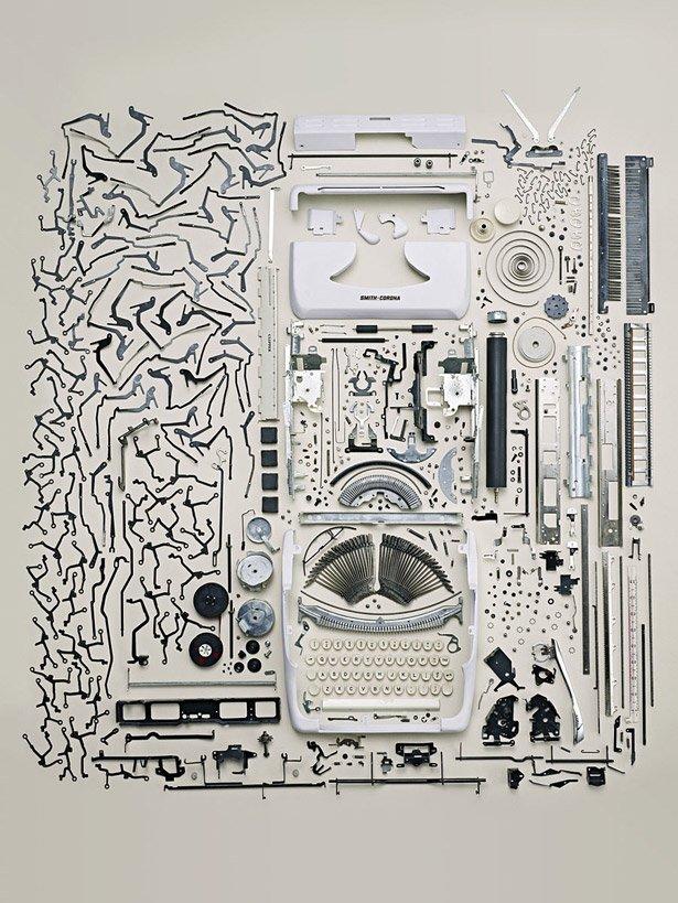 Como são os eletrônicos por dentro