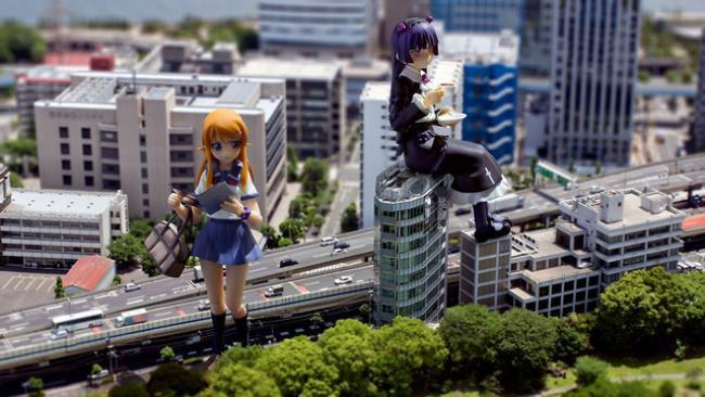 Veja Tóquio ser invadida por monstros gigantes