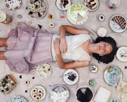 9 imagens hiper-realistas e impressionantes de comida