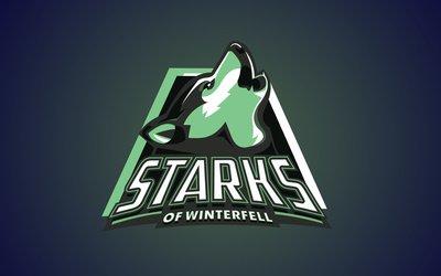 Game of Thrones: brasões das famílias nobres viram logos esportivas