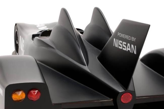 DeltaWing, o carro da Nissan que mais parece um Batmóvel