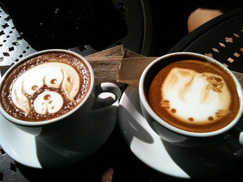 Os cafés mais legais do mundo