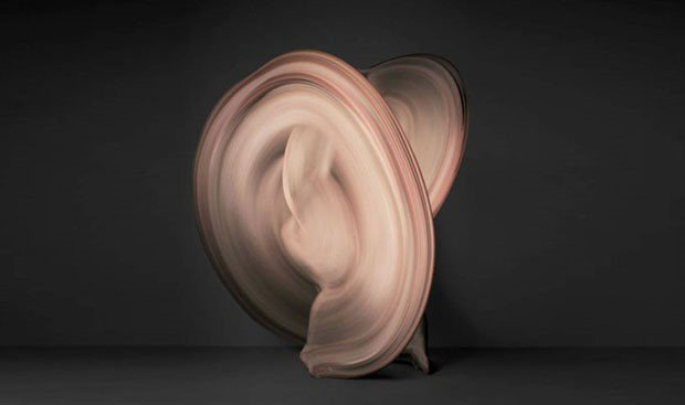 Fotógrafo produz incríveis imagens de nu abstrato [galeria]