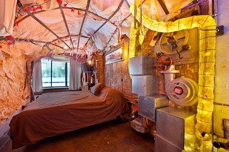 Apartamento steampunk custa mais de R$ 3 milhões [galeria]