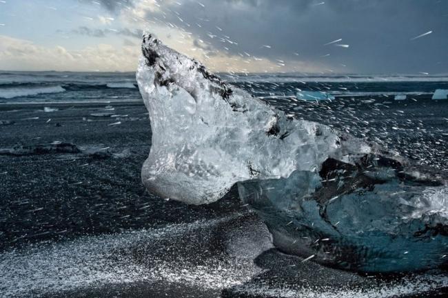 Fotógrafo registra as imagens do aquecimento global [galeria]