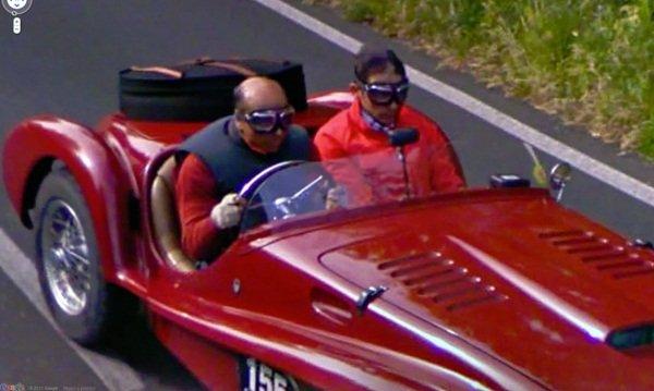 As imagens mais estranhas e divertidas do Google Street View