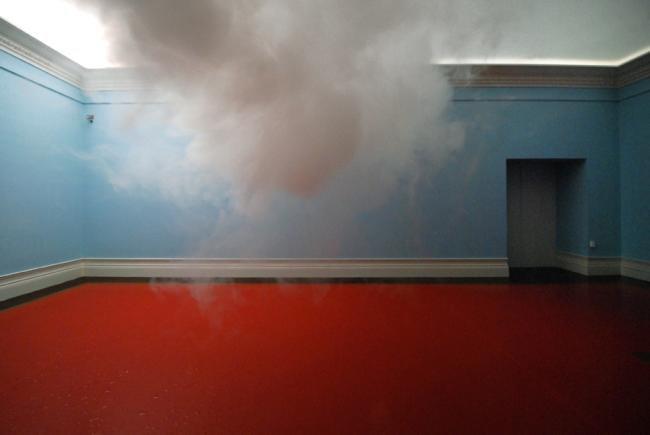 Já pensou como seria ter uma nuvem na sua sala?