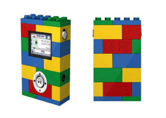 Decore sua casa com as cores do LEGO