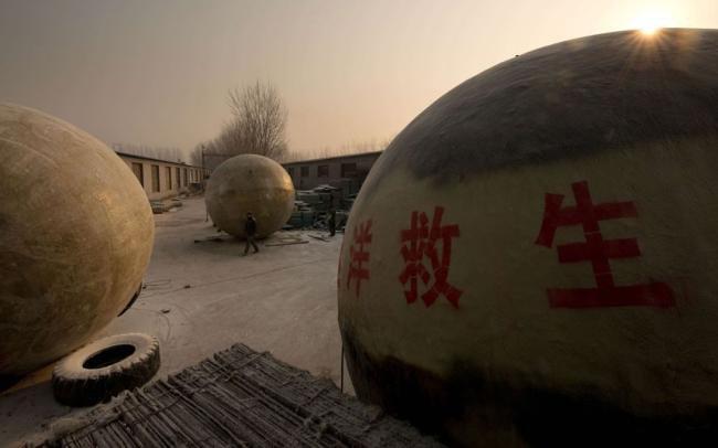 Chinês fabrica cápsula Xing Ling para enfrentar o apocalipse [galeria]