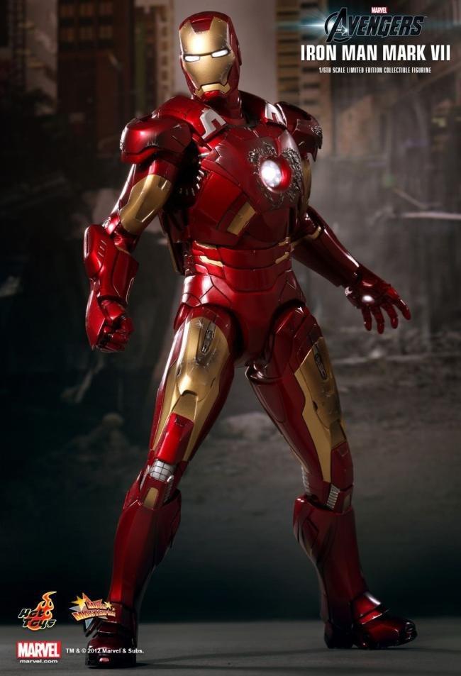Confira a réplica super-realista do personagem Homem de Ferro [galeria]