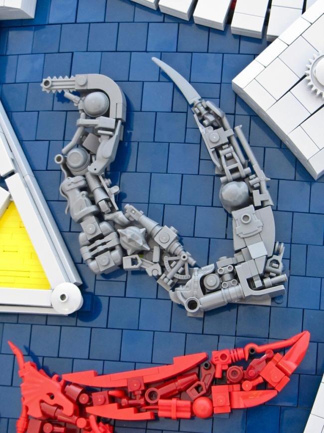 Um escudo de LEGO para deixar os fãs de The Legend of Zelda babando