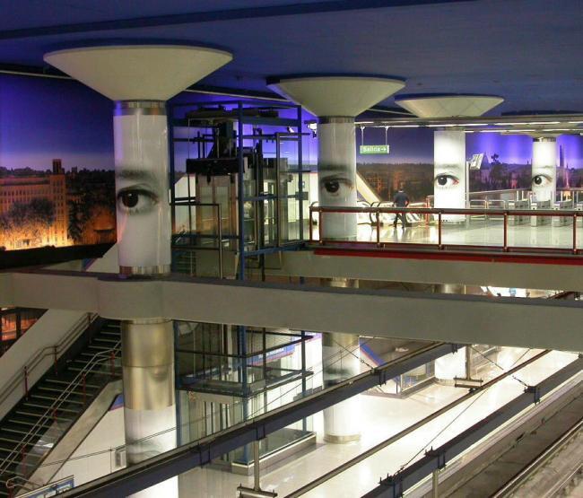 As estações de metrô mais impressionantes do mundo