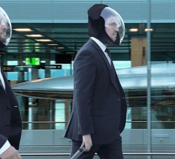 Máscara de proteção distópica é vendida por mais de R$ 1 mil