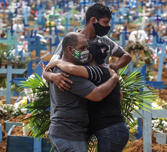 Manaus: imunidade de rebanho pode ser alerta para outros países