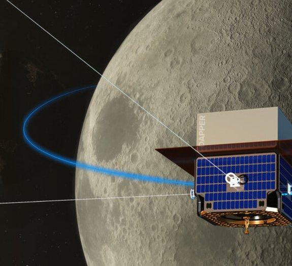 Sonda no lado escuro da Lua irá estudar a origem do Universo