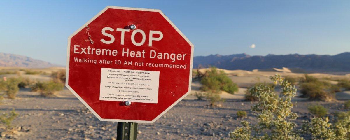 Vale da Morte recebe turistas em busca de calor extremo - Mega Curioso